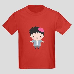 Cute Little Zombie Boy Halloween T-Shirt