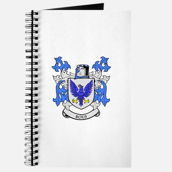 ROUS Coat of Arms Journal