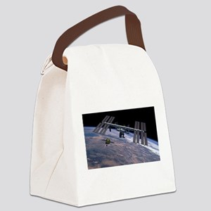 orion Canvas Lunch Bag