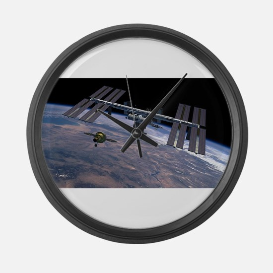 orion Large Wall Clock