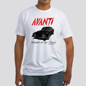 Avanti-Ahead of its Time- Fitted T-Shirt