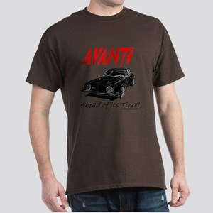 Avanti-Ahead of its Time- Dark T-Shirt