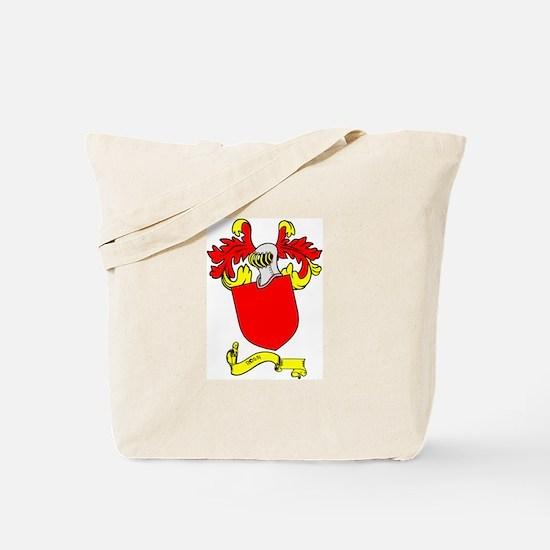 ROSSI 2 Coat of Arms Tote Bag