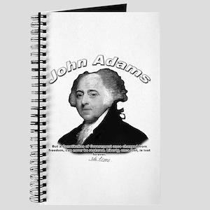 John Adams 04 Journal