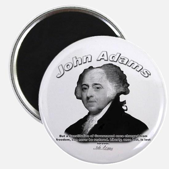 """John Adams 04 2.25"""" Magnet (100 pack)"""