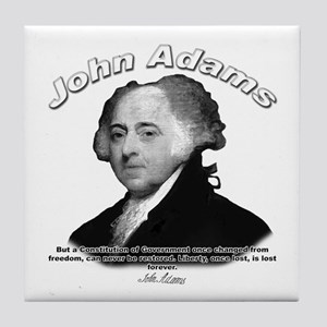 John Adams 04 Tile Coaster