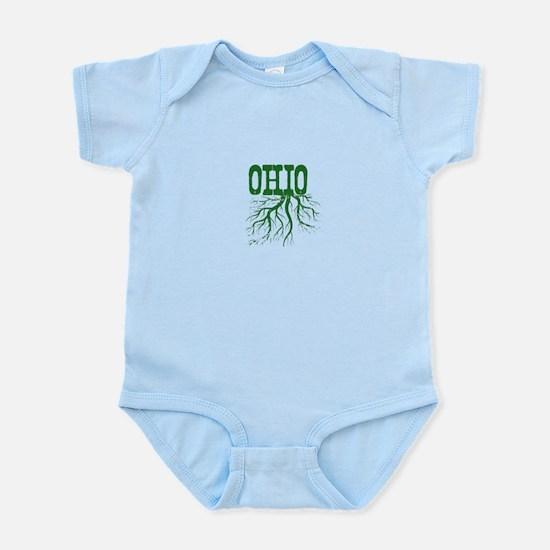 Ohio Roots Infant Bodysuit