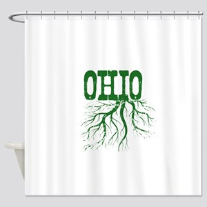 Ohio Roots Shower Curtain