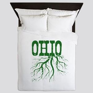 Ohio Roots Queen Duvet