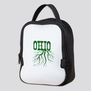 Ohio Roots Neoprene Lunch Bag