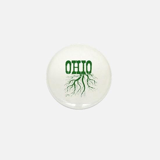 Ohio Roots Mini Button