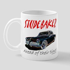 Studebaker-Ahead of Their Time- Mug