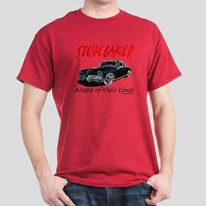 Studebaker-Ahead of Their Time- Dark T-Shirt