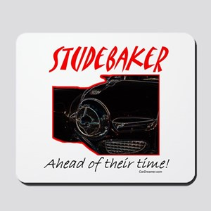 Studebaker-Ahead of Their Time- Mousepad
