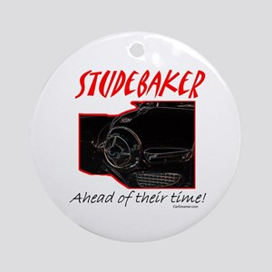 Studebaker-Ahead of Their Time- Ornament (Round)