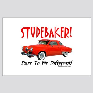 Studebaker-Dare to be Diff Large Poster