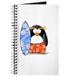 Surfing Macaroni Penguin Journal