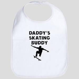 Daddys Skating Buddy Bib