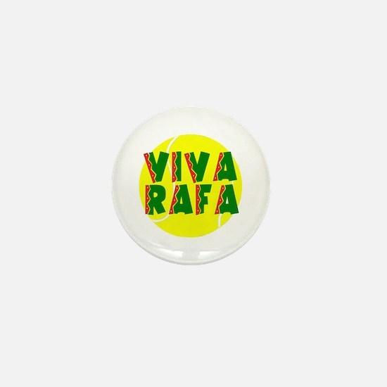 Viva Rafa Mini Button