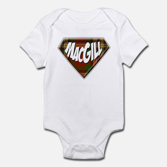 MacGill Superhero Infant Bodysuit