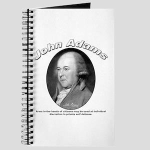 John Adams 05 Journal