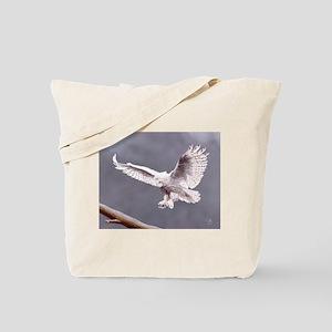 Snow Wings;  Tote Bag