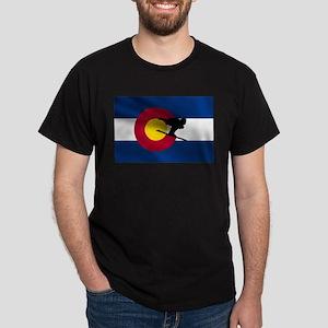 Colorado Skiing Dark T-Shirt