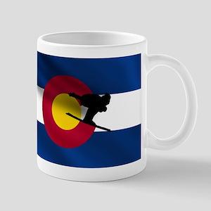 Colorado Skiing Mug