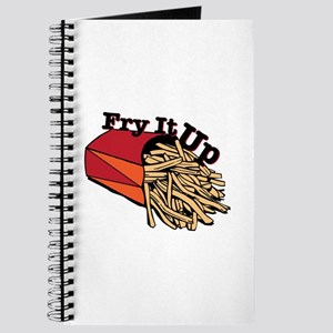 Fry It Up Journal
