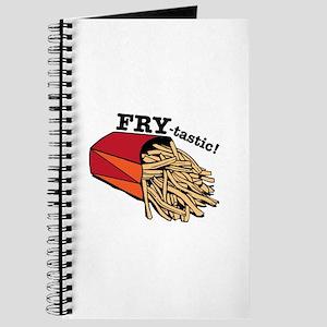 Fry-tastic Journal