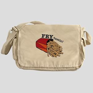 Fry-tastic Messenger Bag