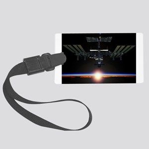 iss Luggage Tag
