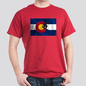 Colorado Snowboarding Dark T-Shirt