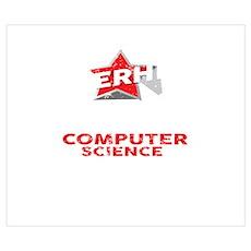 Computer Science Teacher Wall Art Poster