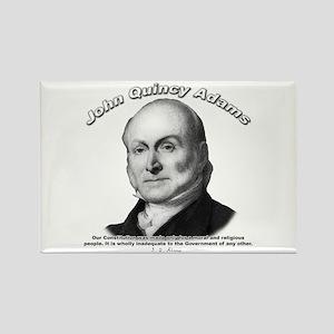 John Quincy Adams 01 Rectangle Magnet