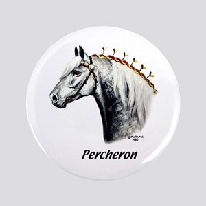 "Percheron 3.5"" Button"