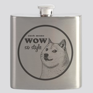 Wow SO Style, such Meme Flask