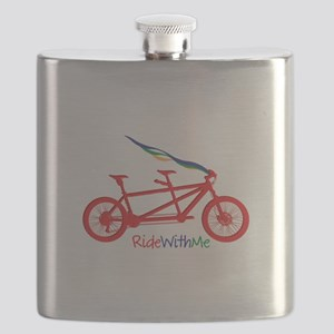 Ride With Me Flask