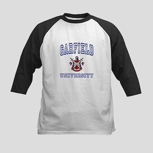 GARFIELD University Kids Baseball Jersey