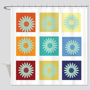 My Bright Photo Gallery Shower Curtain