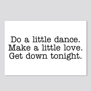 Do a little dance... Postcards (Package of 8)