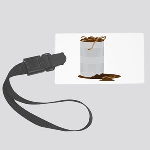 Can of Worms Luggage Tag