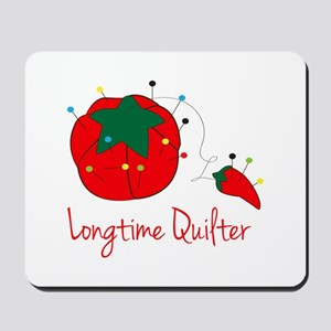 Longtime Quilter Mousepad