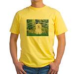 Bridge & Bolognese Yellow T-Shirt