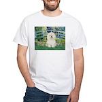 Bridge & Bolognese White T-Shirt