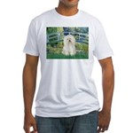 Bridge & Bolognese Fitted T-Shirt