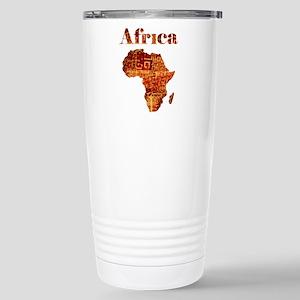 Ethnic Africa Travel Mug