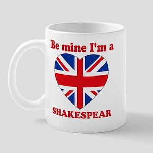 Shakespear, Valentine's Day Mug