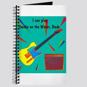 Guitar player Journal