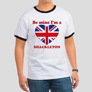 Shackleton, Valentine's Day Ringer T